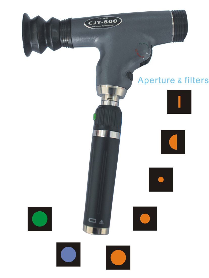 CJY-800 Pantoscopic Ophthalmoscope