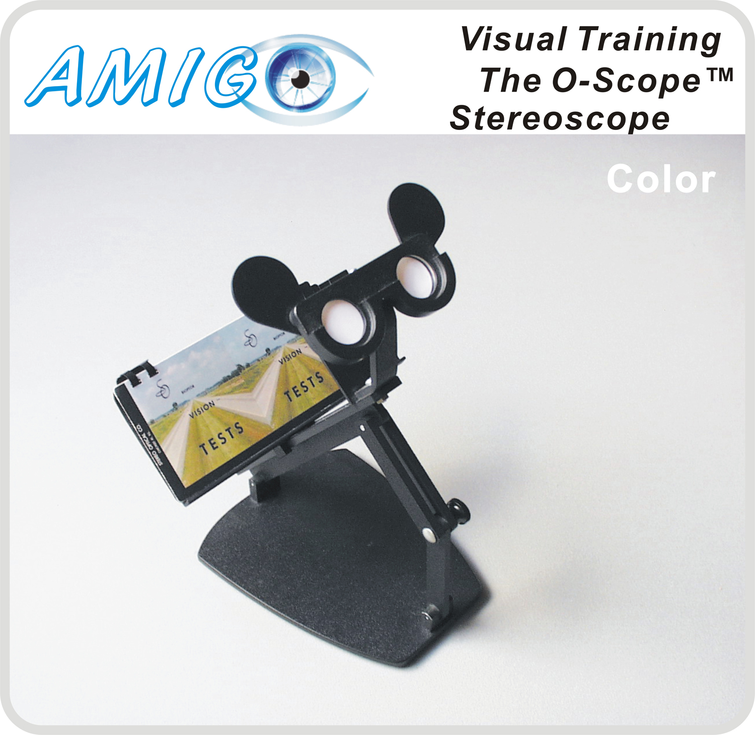 The O-Scope Stereoscope - color