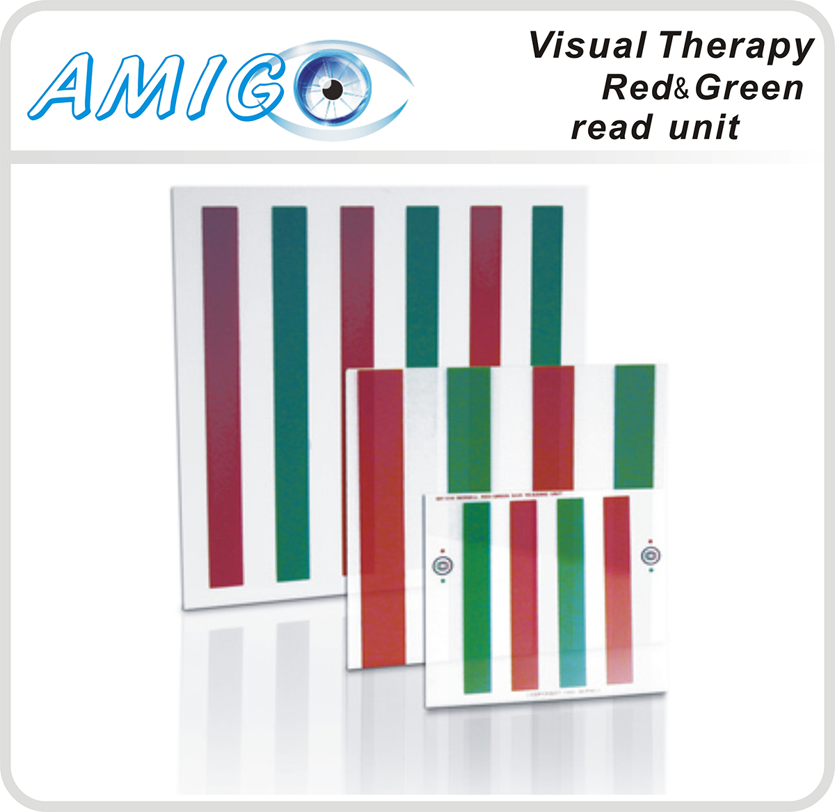 Reading Units ( red/green)