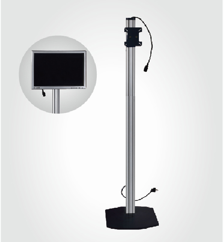 LCD vision chart Holder